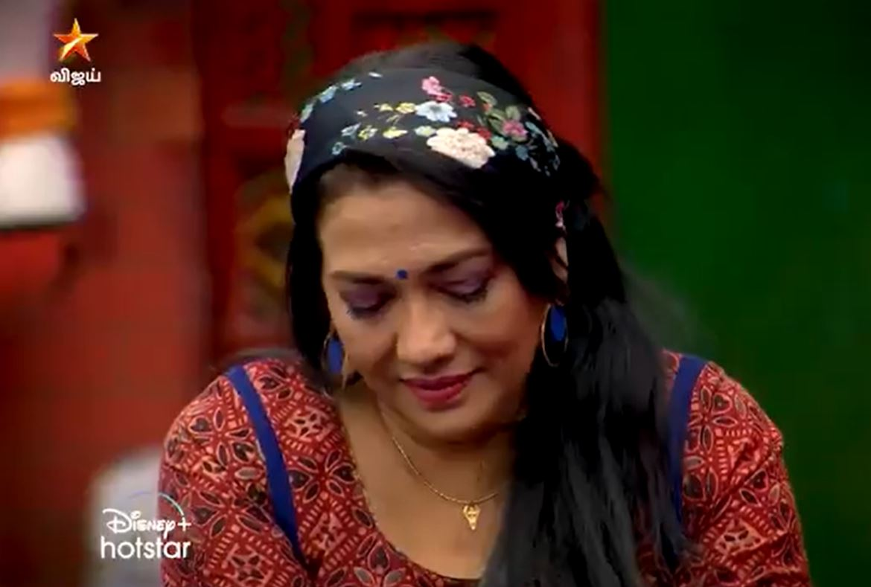 Big Boss Season 4 Tamil 1st Week Elimination