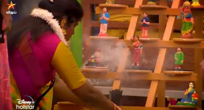 Vijay Tv Vijayadhasami Special BigBoss Season 4 Tamil Day 22 Promo