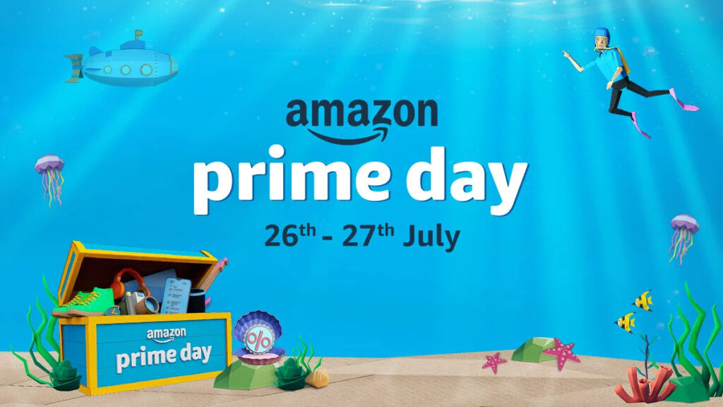 Amazon Prime Day Sale in Tamil