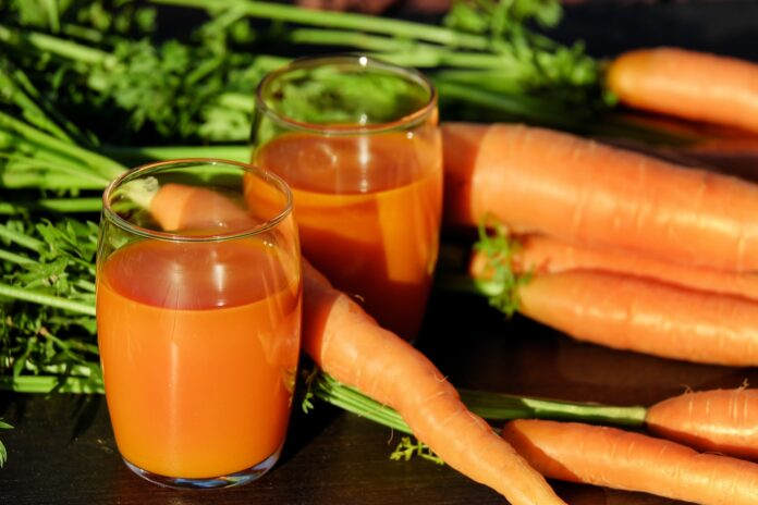 Health Benefits of Carrot in tamil