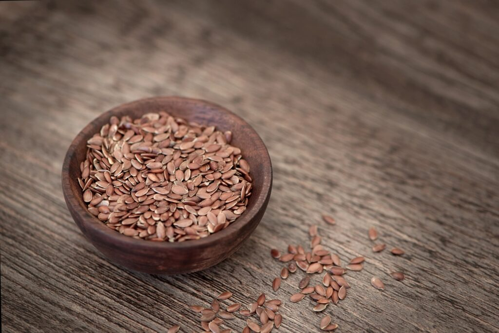 Flax seeds for Hair growth in tamil