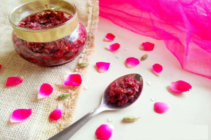 How to make Gulkand at home in tamil