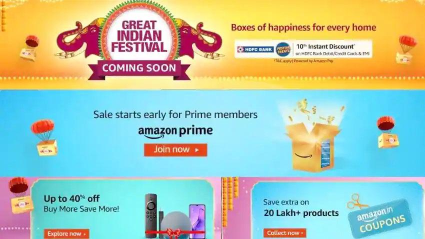 Amazon Great IndianFestival 2021